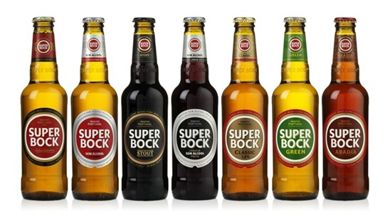 Portugal Beer Bock Super Bock Beer Banner Image